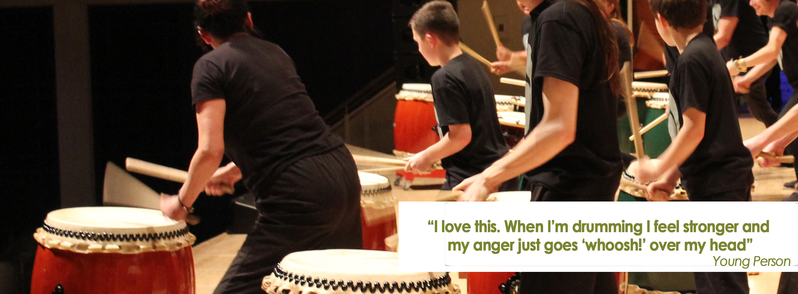 BFA FRONT PAGE SLIDE 1 TAIKO